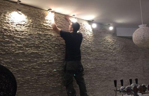 Horeca renovatie