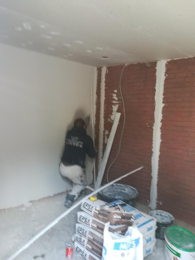 Tuinhuis Renovatie / Man cave