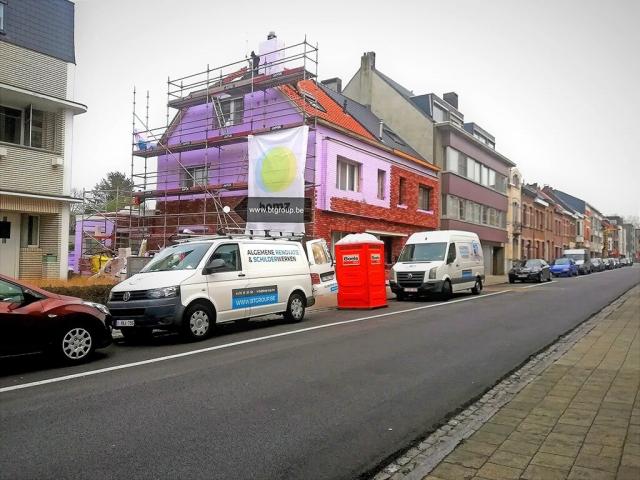 Isolatiewerken & Steenstrips * BT Group Belgium