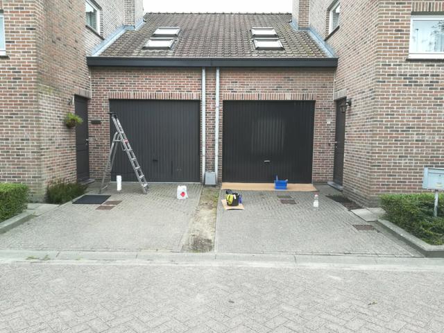 Schilderwerken Gebouwen Foto 11 - BT-Group-Belgium