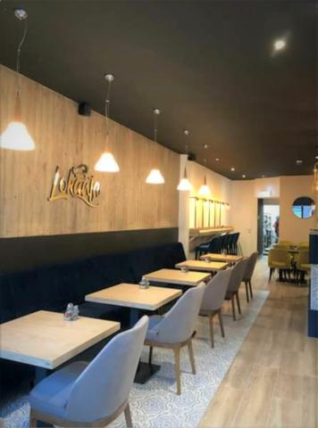 Ruwbouw Restaurant Na - BT-Group-Belgium